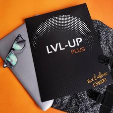 Игра-челлендж LVL-UP Plus
