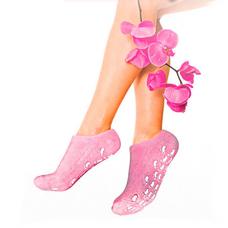 Косметические носочки Gel Spa Socks