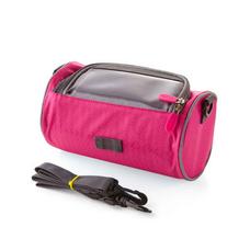 Сумка-органайзер на руль, розовый