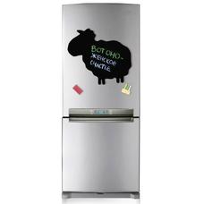 """Магнитная доска на холодильник """"Баранчик Шон"""""""