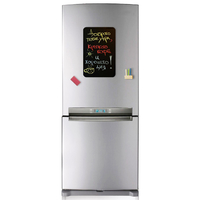 """Магнитная доска на холодильник """"Прямолинейность"""""""