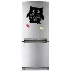 """Магнитная доска на холодильник """"Сова"""""""