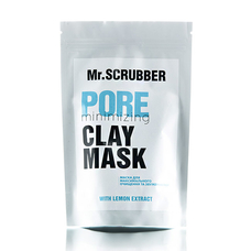 Маска для лица сужающая поры Pore Minimizing Clay Mask