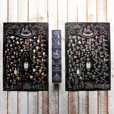 Скретч-постер My Drink Poster