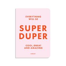 """Блокнот """"SUPER DUPER"""""""
