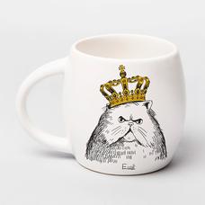 """Кружка """"Кот в короне"""""""