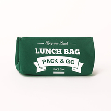 "Термо сумочка для ланча ""Lunch Bag (Size S)"", зеленая"