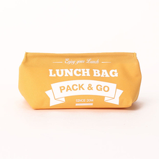 "Термо сумочка для ланча ""Lunch Bag (Size S)"", желтая"