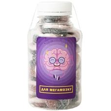 "Желейные конфеты ""Для мегамозга"""