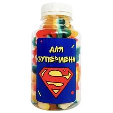 "Желейные конфеты ""Для супермена"""