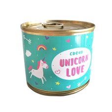 "Консерва-свеча ""Unicorn love"", мини"