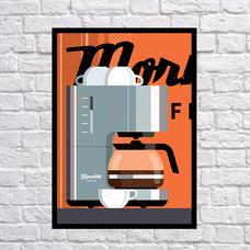 "Постер ""Кофе"""