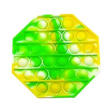 Pop It Антистресс- восьмиугольник камуфляж