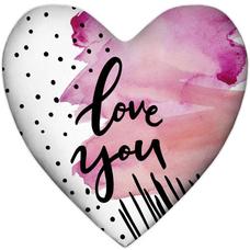 "Подушка-сердце ""Soft love"""