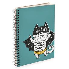 """Скетчбук """"BatCat"""""""