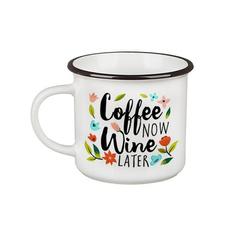 """Кружка """"Coffee vs Wine"""""""