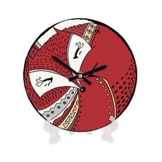 """Настенные часы """"Лисички"""""""