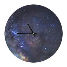 """Настенные часы """"Звездное небо"""""""