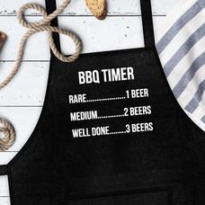 """Фартук """"BBQ TIMER"""""""