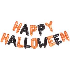 """Гирлянда из воздушных шаров """"Halloween"""""""