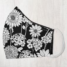 "Защитная маска ""Цветы"""