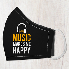 "Защитная маска ""Music"""