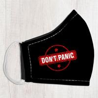 "Защитная маска ""Don`t panic"""