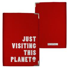 "Обложка на паспорт ""Ufo"""