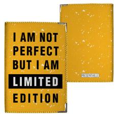 "Обложка на паспорт ""Limited edition"""