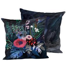 """Подушка """"Dark Flowers"""""""