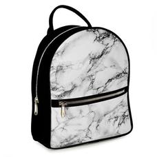 """Городской рюкзак """"Мрамор"""""""