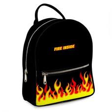 """Городской рюкзак """"Fire inside"""""""