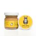 """Набор из 4-x мини-баночек мёда (по 50 г) """"Котики в шапочках"""""""