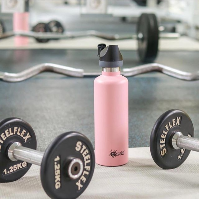 "Термобутылка Cheeki ""Active Bottle Insulated"" (600 мл ..."