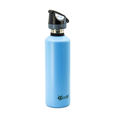 """Спортивная бутылка для воды Cheeki """"Active"""" (750 мл), surf"""