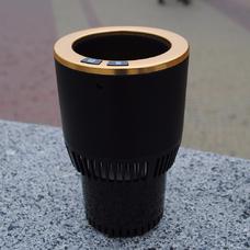 Автомобильный подстаканник Smart обогрев/охлаждение, чёрный