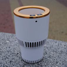 Автомобильный подстаканник Smart обогрев/охлаждение, белый