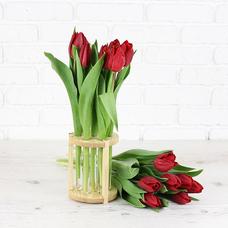 """Подставка под цветы """"Natural"""" (7 пробирок)"""