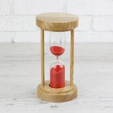 """Песочные часы """"Nature-Red"""" на 50 минут"""
