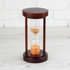 """Песочные часы """"Cherry-Orange"""" на 50 минут"""