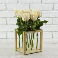 """Подставка под цветы """"Natural"""" (9 пробирок)"""