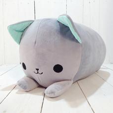 "Подушка-валик ""Котёнок Серый"""