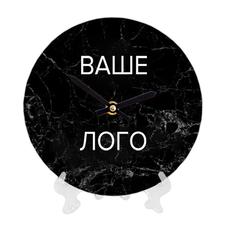 Настенные часы (дерево) с брендированием