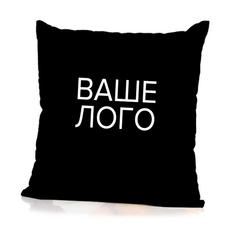 Подушка с брендированием, габардин