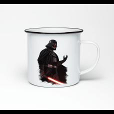 """Эмалированная кружка """"Darth Vader"""""""
