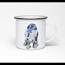 """Эмалированная кружка """"R2-D2"""""""