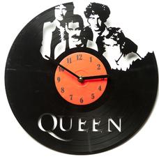 """Виниловые часы """"Queen"""""""