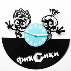 """Виниловые часы """"Фиксики"""""""