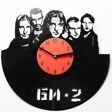 """Виниловые часы """"Би-2"""""""