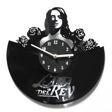 """Виниловые часы """"Lana Del Rey"""""""